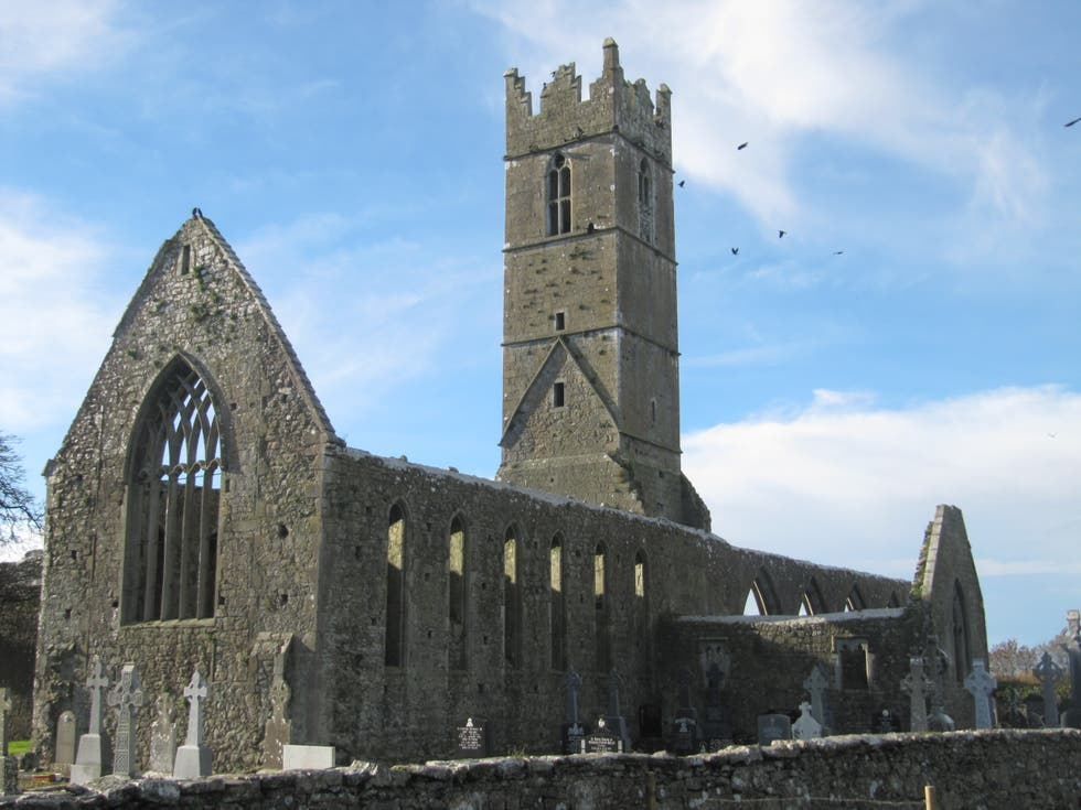 Church in Galway