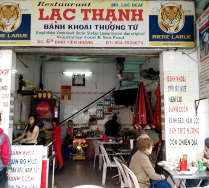 Vehículo en Phu Loc