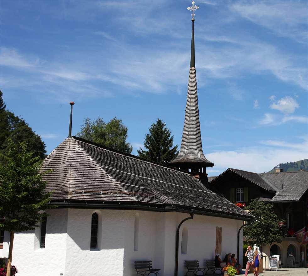 Emblemático en Kapälliplatz