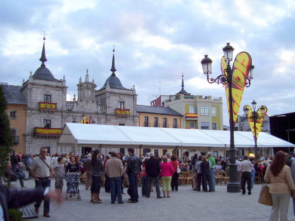 Plaza en Plaza Mayor de Ponferrada